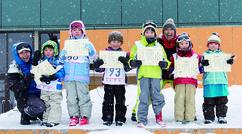 本物のスキー場で、子どもたちが職業体験!「アルザニア」