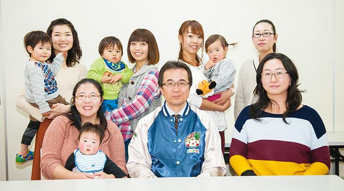 もっと子育て支援サービスを知ってほしいから、県庁担当者×子育てママが座談会!
